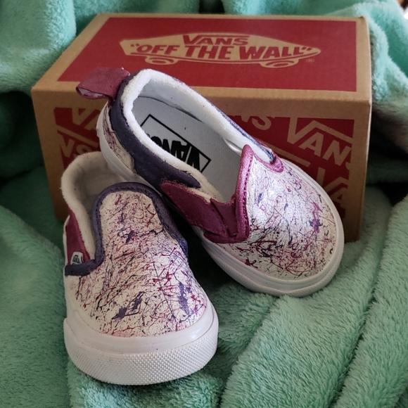 Vans Shoes   Infant Size 4   Poshmark
